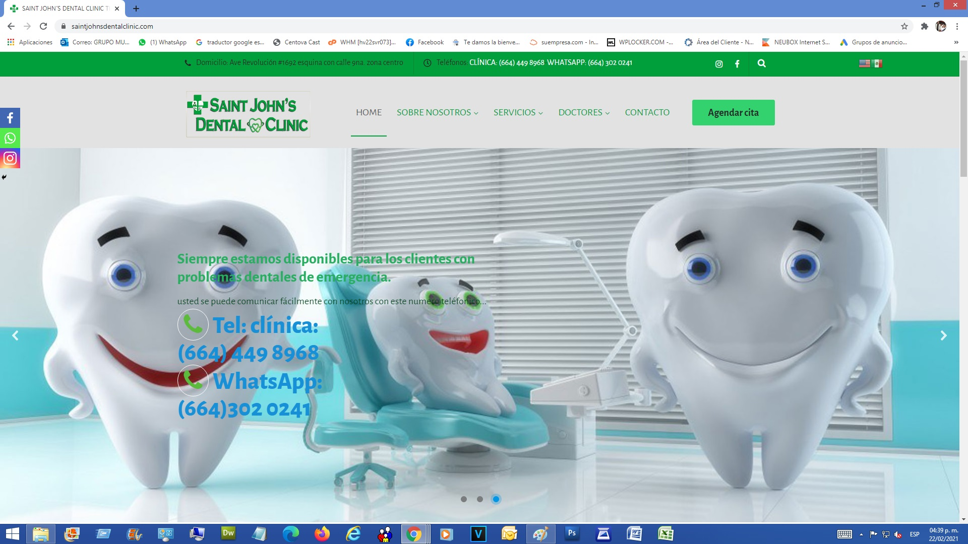 Saint Johns Clinica dental