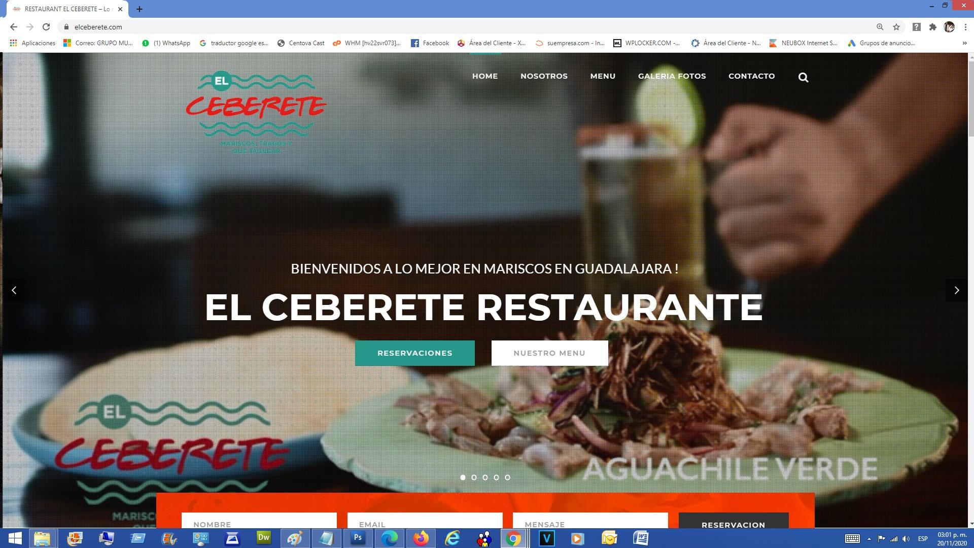 el ceberete restaurant